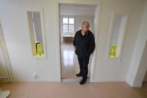Bengt Persson och Slink in får nya och rymligare lokaler.