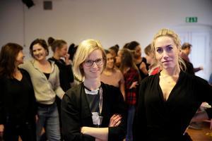 Livet Bitch startades i Södertälje av Grete Havnesköld och Johanna Thor.