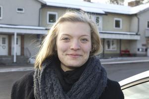 Johanna Skarin, Hudiksvall:– Hörde nyheten på radion på morgonen. Jag hade nästan glömt bort att ett kungligt barn var på väg. Men kul att det blev en tjej. Namn? Varför inte Johanna.