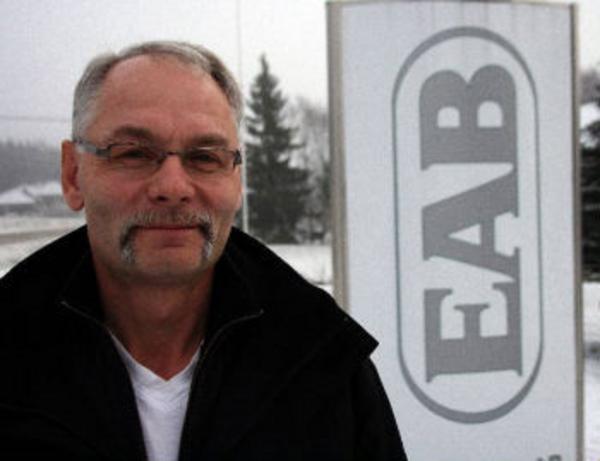 Leif Nygren har utsetts till årets företagare i Timrå av kommunen och företagarna. Han är delägare i bolaget EAB Norrland som har sitt huvudkontor i Fuske.