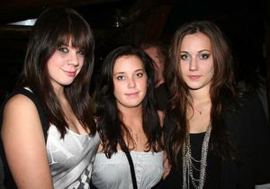 Elisa, Sanne och Ida var på Konrad. Var var du?