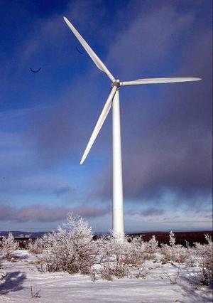 Insändaren ser bara fördelar med vindkraft i Härjedalen. Foto: Sven Egon Johansson