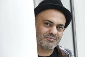 Den irakiske författaren Hassan Blasims novellsamling