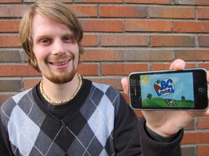 ABC Smash!. Henrik Larsson har släppt ett iPhone-spel som kan hjälpa barn med olika hemspråk att lära alfabetet på ett roligt sätt. Han fick sin inspiration till spelet av några spelintresserade 3–5-åringar med olika hemspråk.