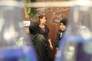Madeleine Kivinen berättar mer för Hebe Alwandawy.