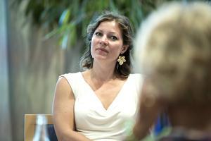 Teresa Bergkvist är Svenskt Näringslivs regionchef för Dalarna.