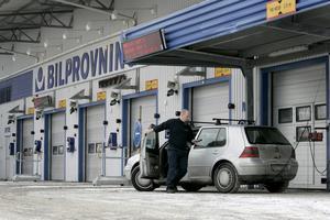 Populär. Den statliga Bilprovningen har enligt Socialdemokraterna 97 procent nöjda kunder.foto: scanpix