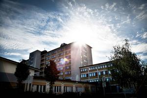 Sollefteå sjukhus avlövas.