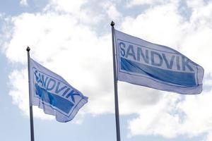 Sandvik köper ett företag som tillverkar hårdmetallverktyg i USA. Foto: Arkiv.