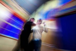 Det finns en rad olika klubbar och föreningar som har kurser i dans i Östersund. I Ås är det argentinsk tango som gäller. Foto: Håkan Luthman