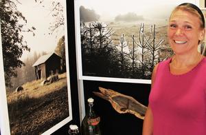 Anna Hildingson Edling är månadens hantverkare i Bollnäs.