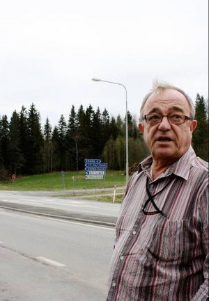 Erik Boman från Sundsvall är något av en dröm för en liftare. Hans egenskaper appellerade särskilt på Patrik i framsätet.
