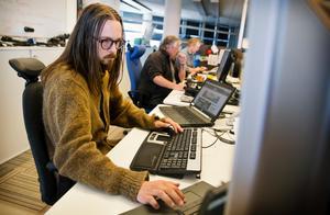 Delar av VLT:s webb består av Karl David Englund, Göran Widerberg och Mats Wikman.