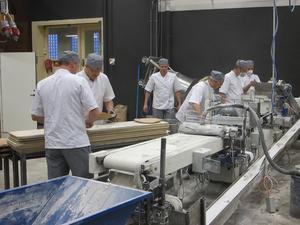 ...och Skedvi Bröd är fyra av de 58 företagen.