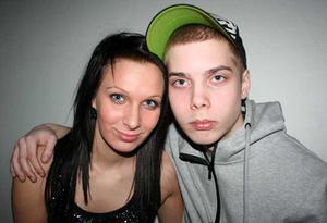 Konrad. Alexandra och Pettri