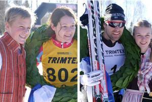 Britta Johansson Norgren och Jörgen Brink vann Bessemerloppet i fjol.