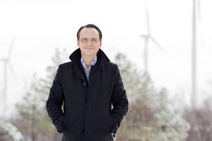 Thomas Linnard är vd för Rabbalshede Kraft AB.