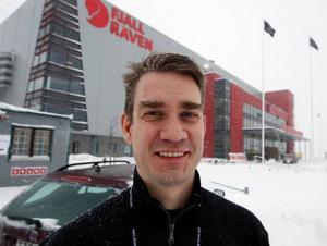 Jönsson är en av Melodifestivalen och Christer Björkmans nyckelpersoner.Foto: Jan Andersson