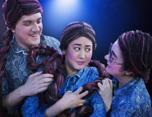 Barnteater på Östgötateaterns Ung scen/öst, ur föreställningen