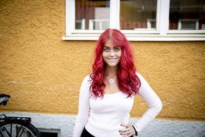 Sofie Eriksson har varit ordförande för SSU Dalarna sedan början av 2014.