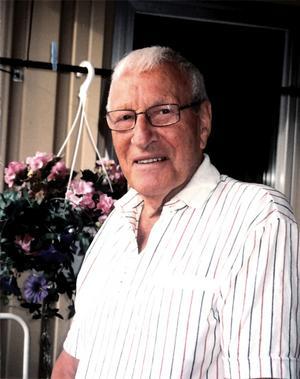 Bertil Nyholm 90 år 26 december.