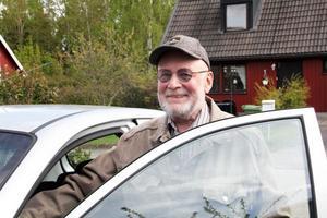 Den ofrivillige politikern Christer Holm har släppt greppet och betraktar sig numera som en fri man.