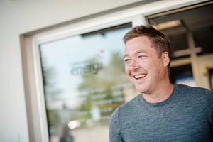 Patrik Bylund är ny marknadschef i Timrå IK.