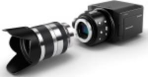 Sony NXCAM använder Sonys E-objektiv