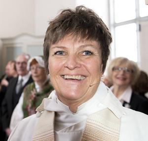 Birgit Huss är kyrkoherde i Tuna församling.