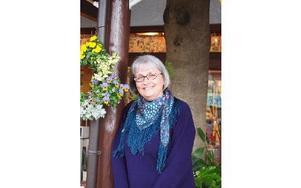 Stannar. Anna Hamakoji med rötterna i Dalarna är fast besluten att stanna i Japan. FOTO: PRIVAT