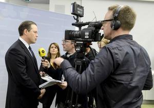 Har inte Borg (bilden) och Reinfeldt koll på sin egen politik? undrar Jan Thollin.