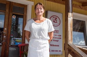 Liselotte Lidström är mitt i sommarruschen, men laddar nu för hösten.