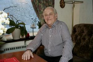 Arne Olsson tycker att hans 70 år i livet på det stora hela varit lyckliga, med många glädjeämnen.