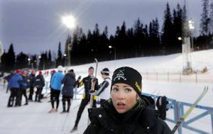Hedda Bångman får följa med till JVM.