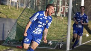 Emil Zoltek gjorde hela fyra mål mot Västerås BK 30.