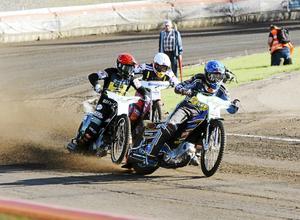 Linus Sundström och Tai Woffinden får  viktiga roller i Masarnas semifinal mot Smederna.