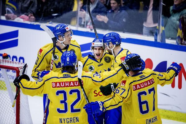 Kul – till slut. Sverige bjöd publiken i Örebro på flera drömmål.