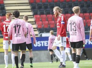 IFK:s lagkapten Christoffer Fryklund var ett vasst vapen på lagets hörnor. 28-åringen gjorde två av målen, båda på nick.