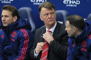 Inte heller Louis van Gaal lyckades få ordning på Manchester United. Trots att holländaren spenderade 2,8 miljarder på värvningar.