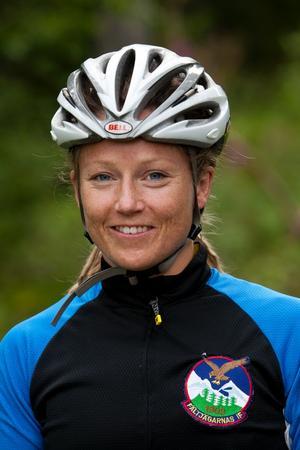 Västgötska en gång i tiden, men numera är Cecilia Thomasson bosatt i Jämtland.