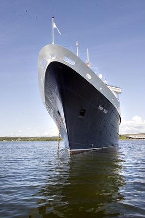 En gång var hon en av världens mest exklusiva kryssningsfartyg. I dag är M/S Saga Ruby en elegant klassiker.