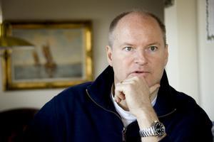 Anders Jallai har bott i Grisslehamn på somrarna sedan han var barn.