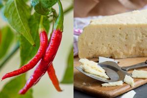 Med exempelvis en Västerbottensost lyfter mackan. Och chili är pricken över i:et.