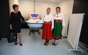 SPA , med  fotvård och  frisersalong finns också på Ekbackens äldreboende.