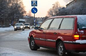 Insändarskribenten tycker att det är av yttersta vikt att vi är tydliga i trafiken.Foto: ANDERS WIKLUND / SCANPIX