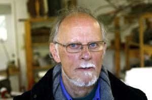 Jag skulle vilja se en skulptur-triennal i Norrtälje, ungefär som i Venedig. Stig Edlund