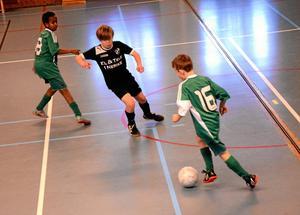 HAIF vann den Avgörande matchen. Grönklädda Hällefors AIF tog tillslut hem Bergslagscupen 2014 efter att ha besegrat Ervalla SK med 4-0 i sista matchen. Det gav dem sammanlagt 7 poäng. Ervalla SK slutade på 2 poäng. Efter ungdomscupen var det dags för lagens seniorer att mötas i Idrottshuset i Nora.