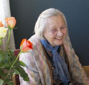 Karin Björklund är årets kulturpristagare i Dellenbygden.