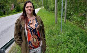 Maria Mohlin Söderberg förstår inte motståndet från kommunens sida när det gäller att ta över ägandet av Vikbron.
