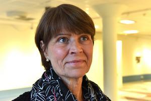 Christina Bröms är konsumentvägledare för Mora, Orsa och Rättvik. Nu berättar hon att flera i området Mora och Rättvik hört av sig efter att de blivit besökta av försäljare. Arkivbild av Stefan Rämgård.